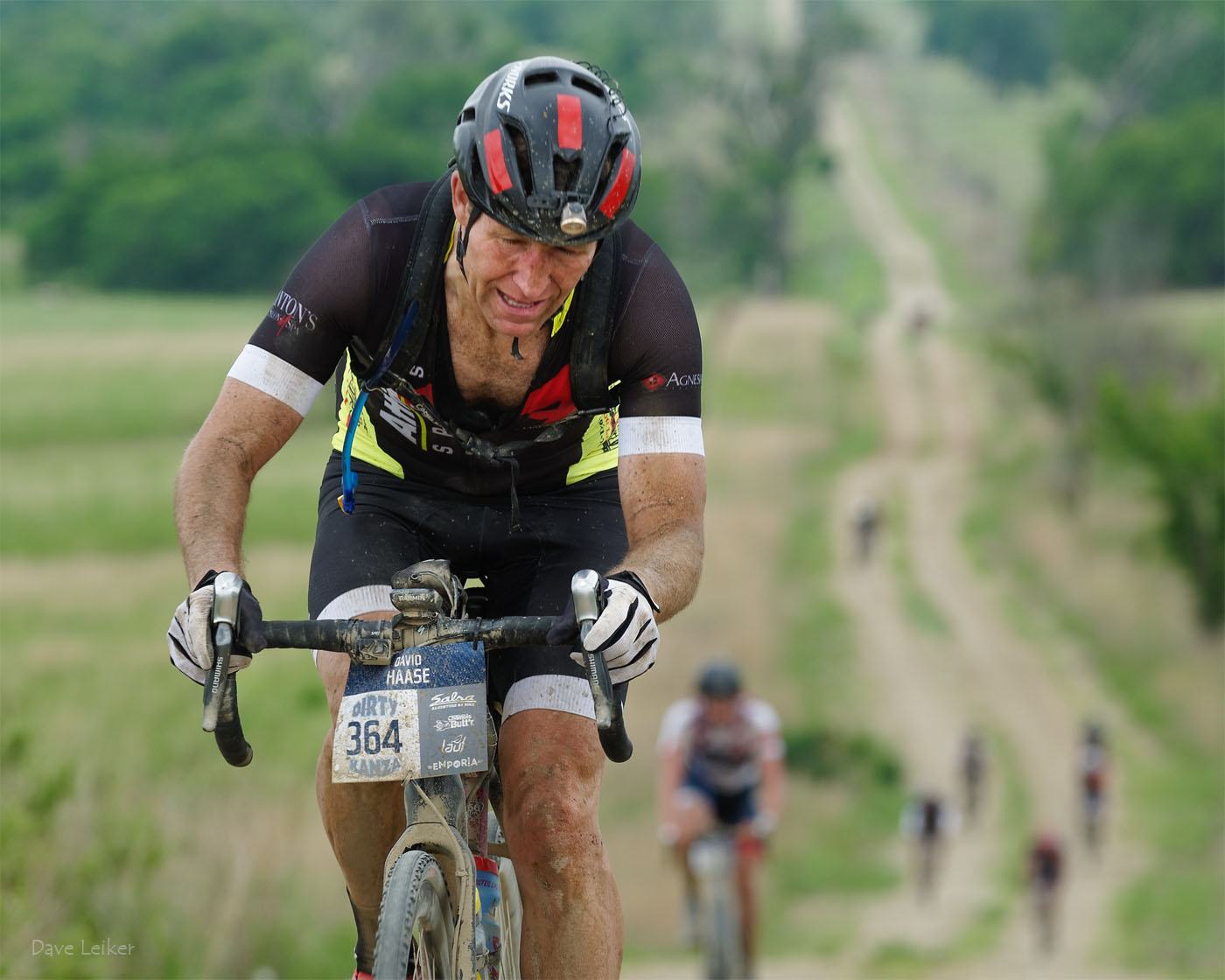 David Haase - Dirty Kanza 200